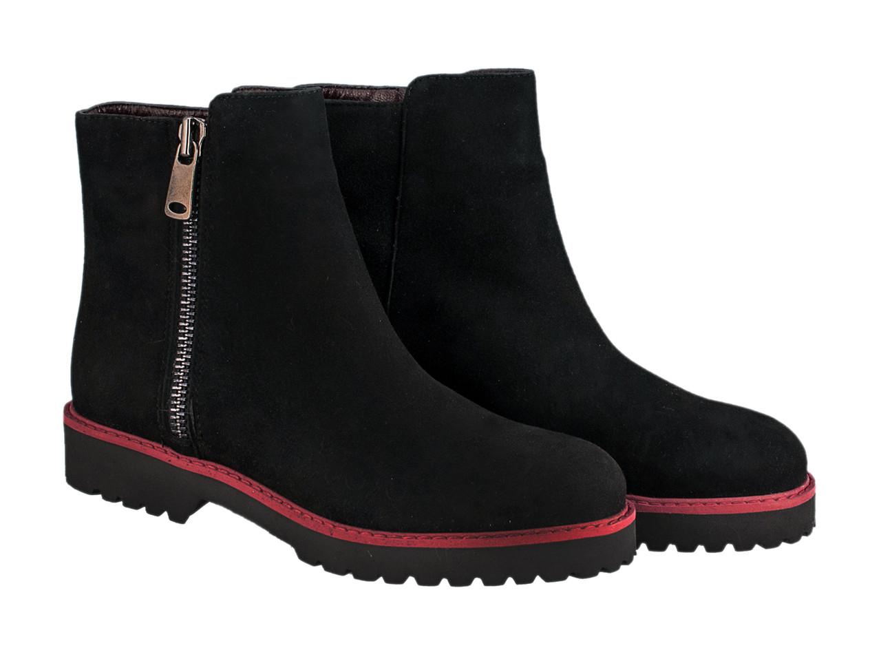 Ботинки Etor 5626-08421 черные