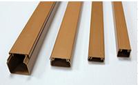 Кабель-канал 60*60 коричневый, фото 1