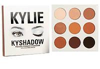 Профессиональная палетка теней «Kylie Kyshadow» (9 оттенков)