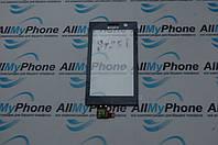 Сенсорный экран для мобильного телефона Sony  ST25i Xperia U черный