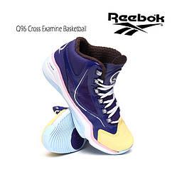 Мужские кроссовки Reebok Men's Q96 Cross Examine Basketball Original