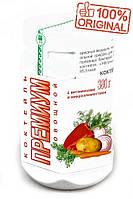 Коктейль ПРЕМИУМ «Овощной» (здоровое питание, кишечная микрофлора, снижение веса, мышечная масса)