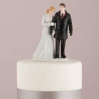 Фигурка на свадебный торт 1082