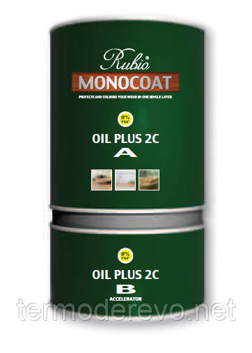 Monocoat OIL PLUS (A-COMPONENT) 0,5л.