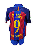Детская футбольная форма Suarez (Барселона) Турция