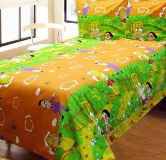 Подростковый комплект постельного белья Незнайка 143Х215   нав 60х60