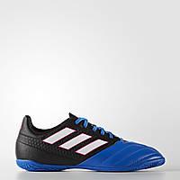 Детские футбольные бутсы Adidas Performance Ace 17.4 IN (Артикул: BB5584)