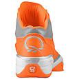 Мужские кроссовки Reebok Men's Q96 Cross Examine Basketball Original Orange, фото 5