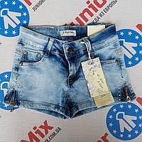 Шорты джинсовые на девочку Kids&Style