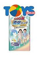 Трусики-подгузники GOO.N серии AROMAGIC DEO PANTS, для детей 12-20 кг, 853112