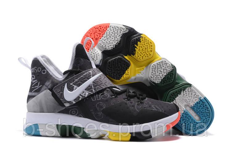 Мужские баскетбольные кроссовки Nike LeBron 14 (Paper)
