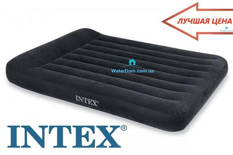Надувной матрас Intex 66768 137x191x30, фото 2