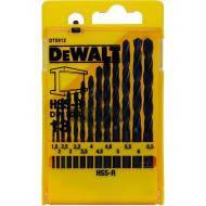 Набор сверл по металлу Dewalt HSS-R 1.5-6.5mm (DT5912)