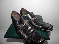 Мужские весенние туфли Conten Shoes р. 43 кожа