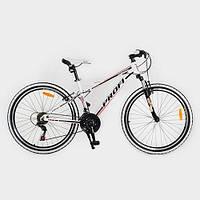 Спортивный велосипед с 21 скоростью PROFI - KID G26A315 М-B (бело-красный) оптом и в розницу