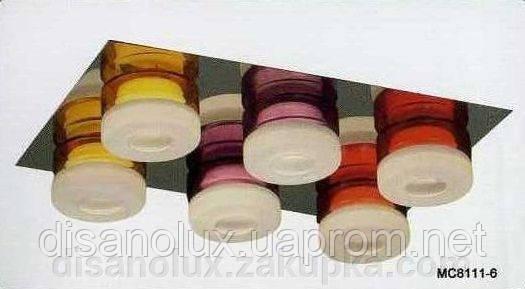 Cветильник потолочный  LED  MC 8111-6 G 6.35 12/230V