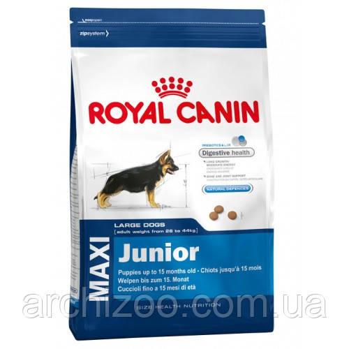 Royal Canin Maxi Puppy 20 кг для щенков крупных пород до 15 месяцев