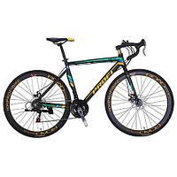 Велосипед 28д. E51ROAD 700C-2 Алюминиевая рама