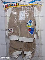 """Детский костюм тройка на мальчика (6-18 мес) """"Indus-2"""" LM-825"""