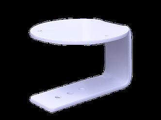 Кронштейн для закрепления кнопки на столе