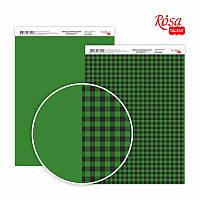 """Бумага для дизайна """"Christmas 7"""", двусторонняя, 21*29,7 см, 250 г/м2, ROSA Talent, 5310069"""