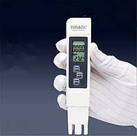 Комбинированный солемер и кондуктометр TDS / EC метр TЕС-1 ( АР-03 ) (0 - 5000ppm; 0 - 9990µS/cm)