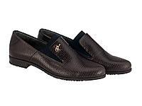 Туфлі Etor 5891-51046-2 39 синій, фото 1