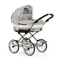Детская Универсальная коляска-трансформер Mondial de Luxe Duo Combi LOUNGE PURE - Emmaljunga Швеция модульная