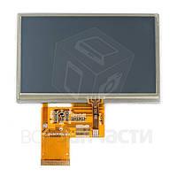 Дисплейный модуль для автонавигаторов GPS 4,3