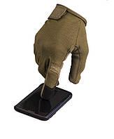 Тактические сенсорные перчатки Olive. Mil-tec (Германия) 12521101 M