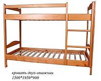 Кровать 2-х ярусная, разборная
