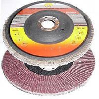 Круг лепестковый торцевой ACECA 125 мм Р100