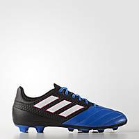 Детские футбольные бутсы Adidas Performance Ace 17.4 FG (Артикул  BB5592) ace82b9331676