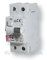 Диффер. автоматический выкл. KZS-2M C 6/0,03 тип A (10kA)