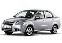Chevrolet Aveo T250 / ZAZ Vida кузов и оптика