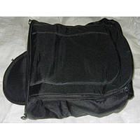Корзина для покупок Adamex Jogger (черная) (28337)