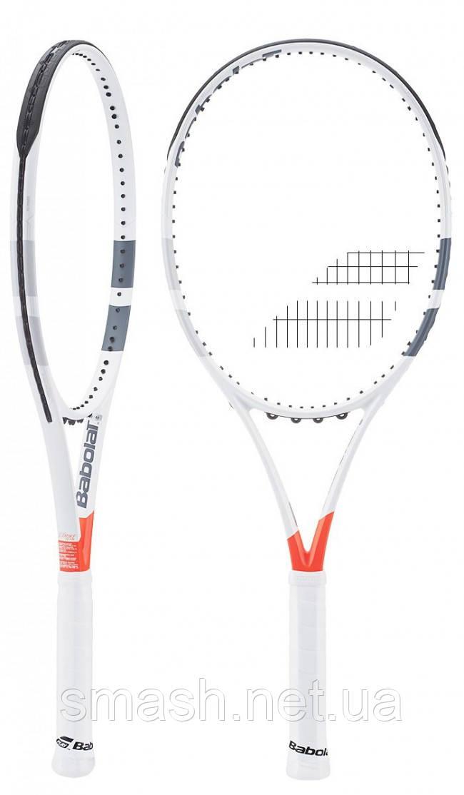 Теннисная ракетка BABOLAT PURE STRIKE TEAM UNSTRUNG