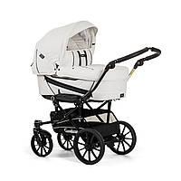 Детская Универсальная коляска-трансформер Edge Duo Combi COMPETITION WHITE - Emmaljunga Швеция модульная