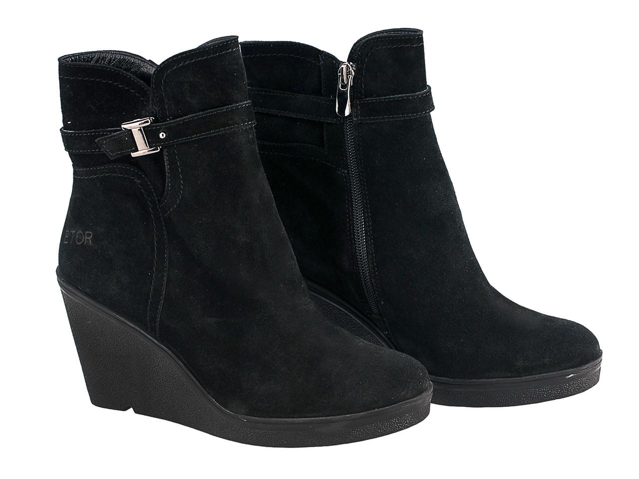 Ботинки Etor 5905-02510-1 черные