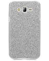 Чехол Utty Blink case для Samsung Galaxy J1 SM-J120H Silver/Gold/Blue
