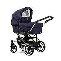 Детская Универсальная коляска-трансформер Edge Duo Combi LOUNGE NAVY - Emmaljunga Швеция модульная