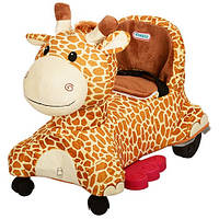 Детский электромобиль M 3160 BR-2, уникальный жираф