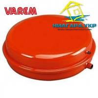 Бак расширительный для отопления Varem 6L плоский Flatvarem