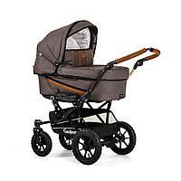 Детская Универсальная коляска-трансформер Edge Duo Combi OUTDOOR TIMBER - Emmaljunga Швеция модульная