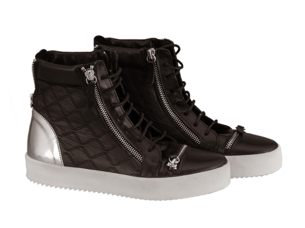 Ботинки Etor 6023-01462-500 черные