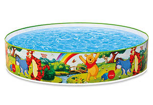 Детский каркасный бассейн Intex 58475