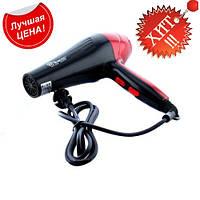 Профессиональный фен Domotec MS-968 2200W / прибор для ухода за волосами