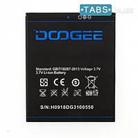 Аккумулятор (батарея) Doogee B-DG310 / G310 оригинал