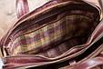 Мужская кожаная деловая сумка Blamont 012 коричневая, фото 5