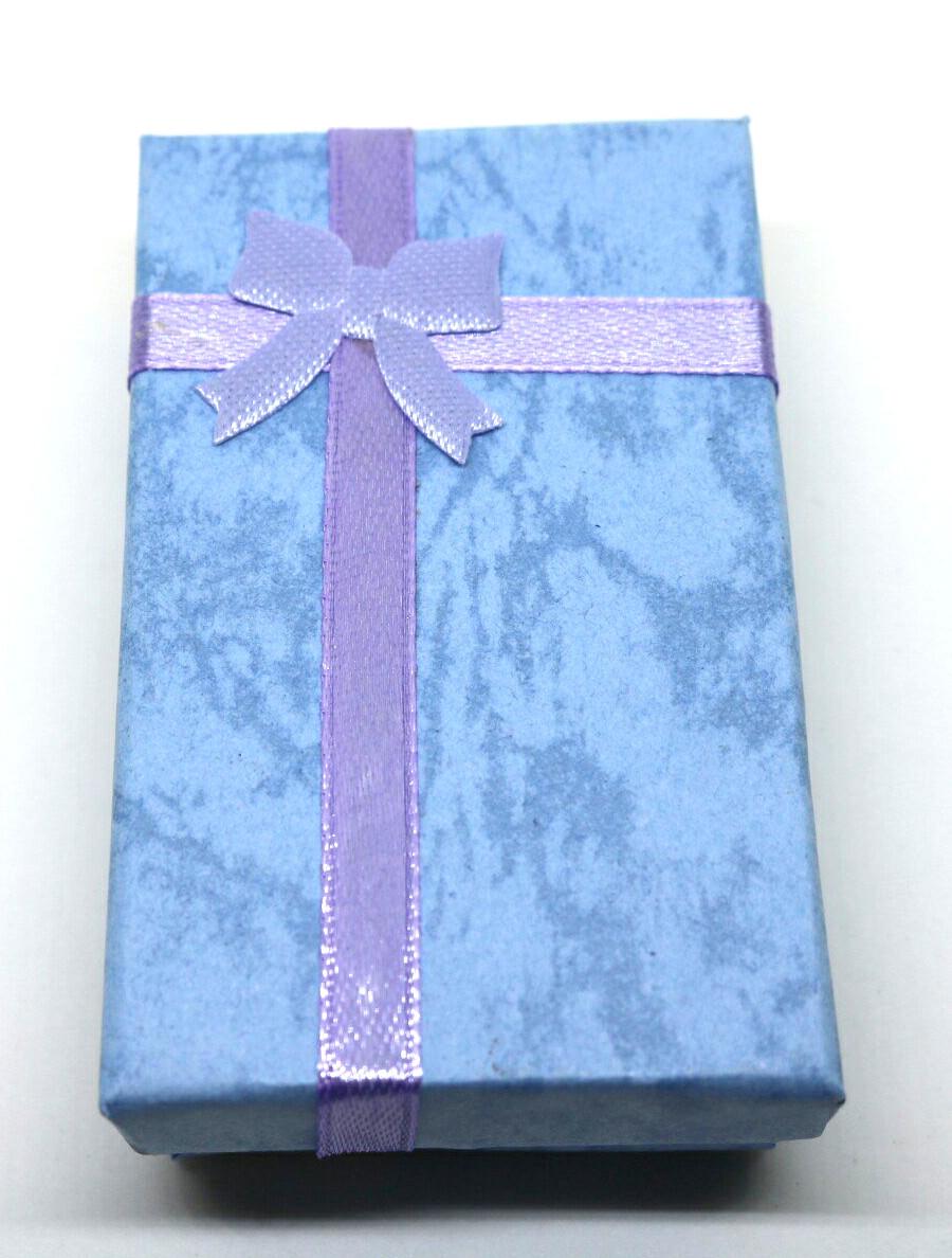 Коробочка подарочная для бижутерии Нежная